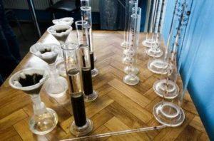 органолептический анализ воды Дзержинский